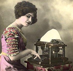 Typist_1910